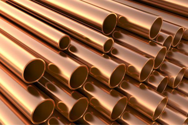 Copper Straight Tube