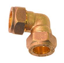 Reducing Elbow Brass