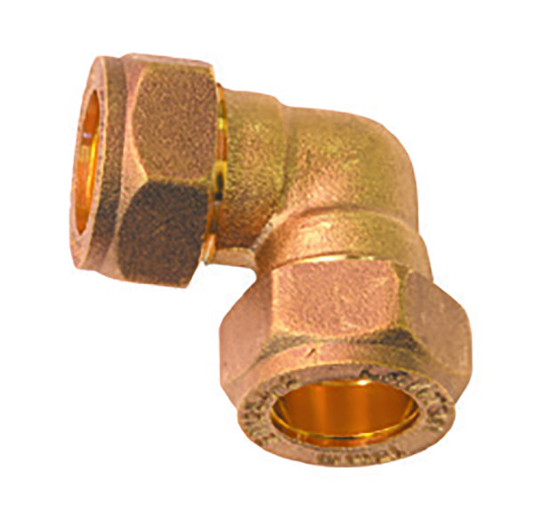 Reducing Elbow Brass