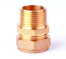 Taper Thread Coupling Male Iron Coupling