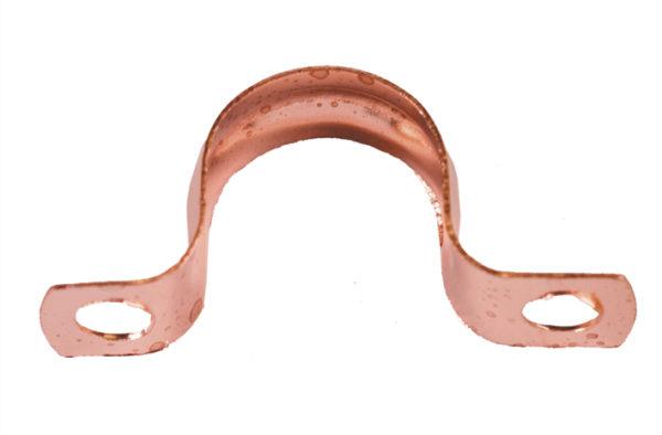 Copper Tube Strap – Double Hole