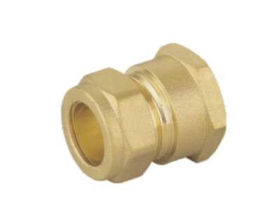 Female Coupling Brass