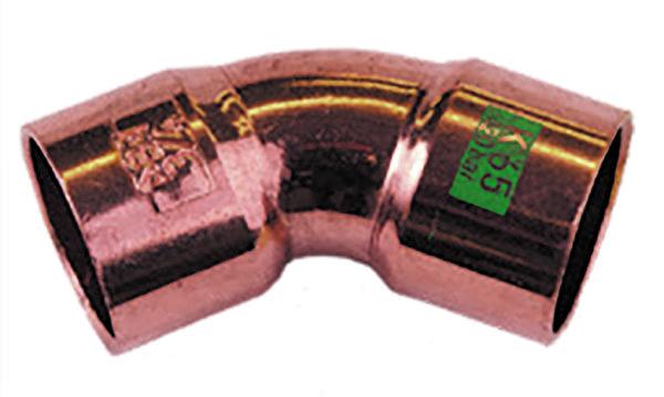 K65 45 Degree Elbow