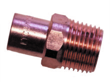 Male Reducer Adaptor