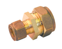 Reducing Coupling Brass