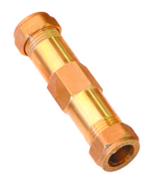 Repair Coupling Brass