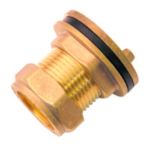Tank Connector Brass