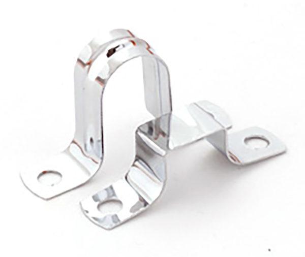 Two Piece Saddle Band – Chrome