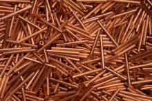 Copper Straight Length Tube
